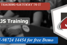 Angular JS Training-Gateway to IT industry